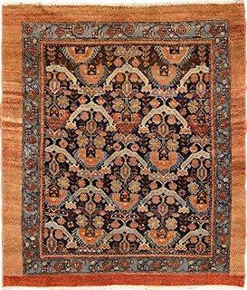 Antico tappeto Sarab