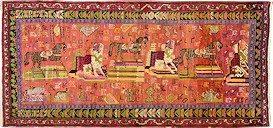 Tappeto Karabagh antico