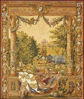Arazzo Versailles 170 X 148 141211564200