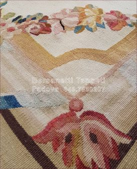 lavaggio Aubusson tappeti