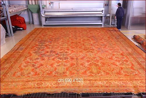 Lavaggio tappeti grandi dimensioni - Lavare i tappeti in casa ...