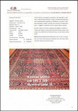 perizia tappeti