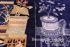 tappeti antichi e tappeti antichizzati