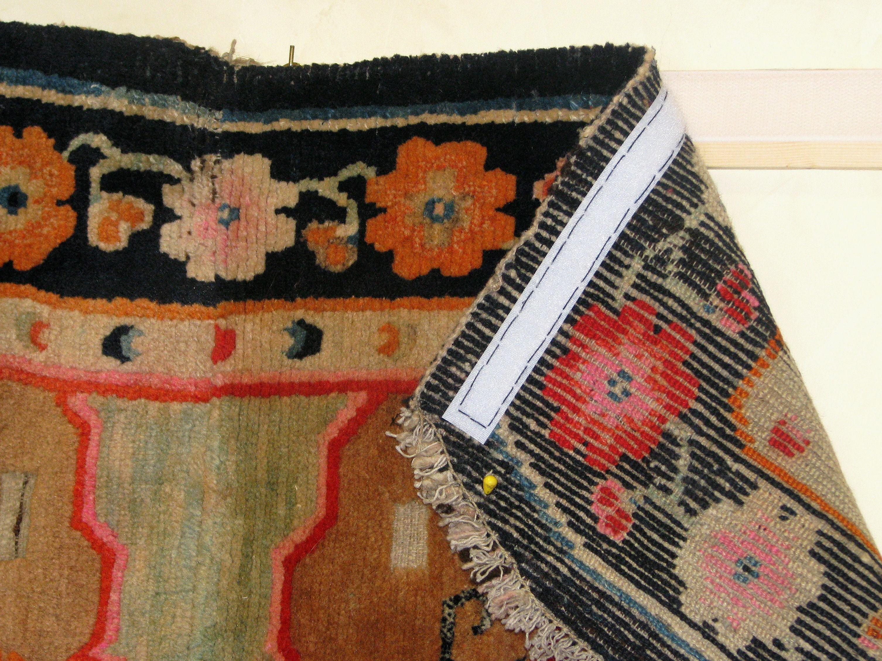Come Appendere Un Quadro appendere un tappeto antico, bersanettitappeti ti spiega il