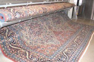 Restauro tappeti e arazzi antichi - Lavaggio tappeti in casa ...