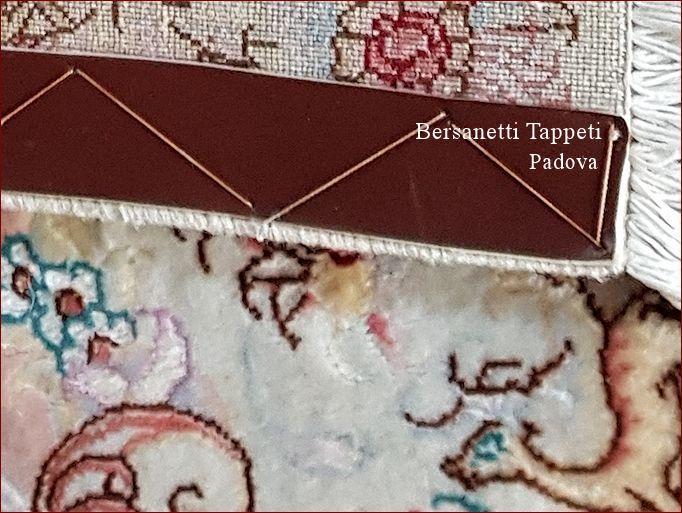 Le fasce laterali nei tappeti
