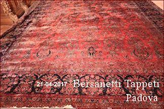 Pulire un tappeto grande a casa in modo efficace - BersanettiTappeti
